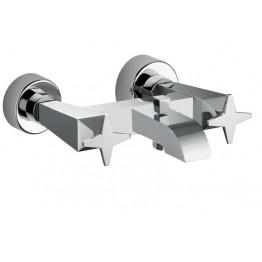意大利 FIMA Mp1 F5554.1 明牆雙控浴缸龍頭連分水掣
