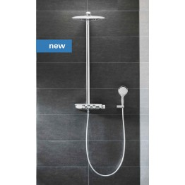 德國 Grohe 26250 Rainshower® SmartControl 360 DUO 恆溫花灑雨淋組合