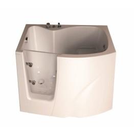 意大利 Gruppo Treesse Gen Y 纖維按摩浴缸 1200mmx700mm