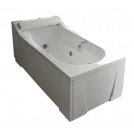 意大利 Gruppo Treesse Alba V537A 纖維按摩浴缸 1700mmx800mm