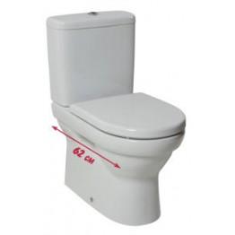 Jika Tigo 824216.000.231.1 碰牆式自由咀座廁連緩降廁板