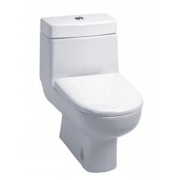美國 KOHLER Antares K-17609T 整體式自由咀座廁連緩降廁板