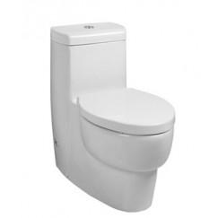 美國 KOHLER Ove K-45382X-SP-0 整體式(貼牆式)自由咀座廁連緩降廁板