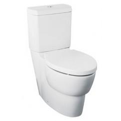 美國 KOHLER Ove 17737T 相連式自由咀座廁 連緩降廁板
