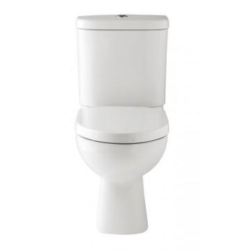 美國 KOHLER Candide 相連式高咀座廁配緩降廁板