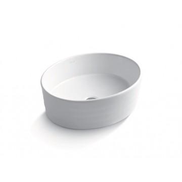美國 KOHLER Tresham K-2965T 檯上面盆 449x362mm 白色