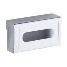 Keuco Universal 04985010000 不銹鋼衛生面紙盒 (鍍鉻)