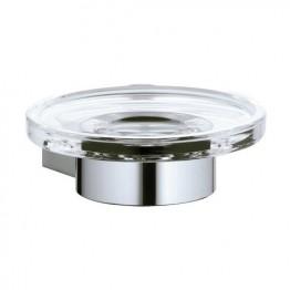Keuco Plan 14955019000 肥皂座連水晶碟 (鍍鉻)