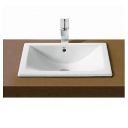 西班牙 ROCA Diverta 3.27115 檯面/檯底面盆 620x440mm 白色