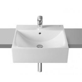 西班牙 ROCA Diverta 3.2711S 半櫃面盆 500x450mm 白色