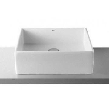 西班牙 ROCA Sofia 327720 檯上面盆 465x410mm 白色