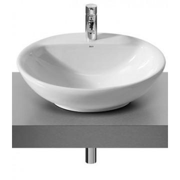 西班牙 ROCA Fontana 327877 檯上面盆 600x480mm 白色