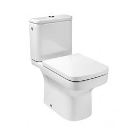 西班牙 ROCA Dama-2 相連式自由咀座廁 配油壓廁板