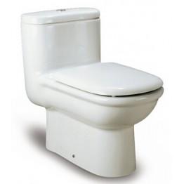 西班牙 ROCA Giralda-1 整體自由咀座廁配油壓廁板