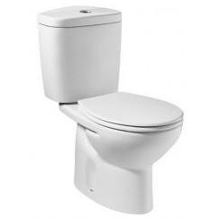 西班牙 ROCA Victoria2 高咀座廁連油壓廁板白色