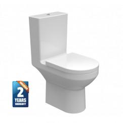 Walrus 120131 相連式高咀座廁 連緩降廁板